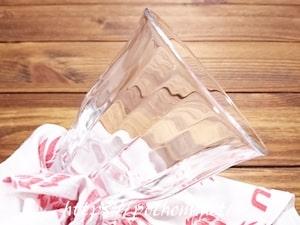 ガラス製コップ